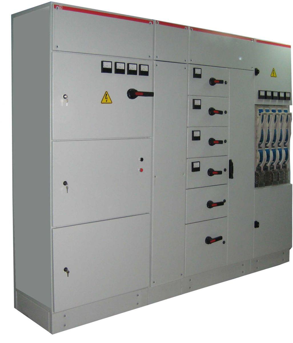 Electro - распределительные шкафы низкого напряжения ршнн 03.